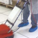 raised floor cleaning and maintenance repairs