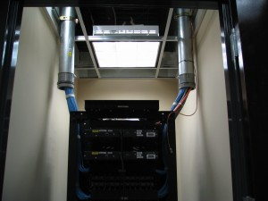 Proper cable management protects and extends the life of your system